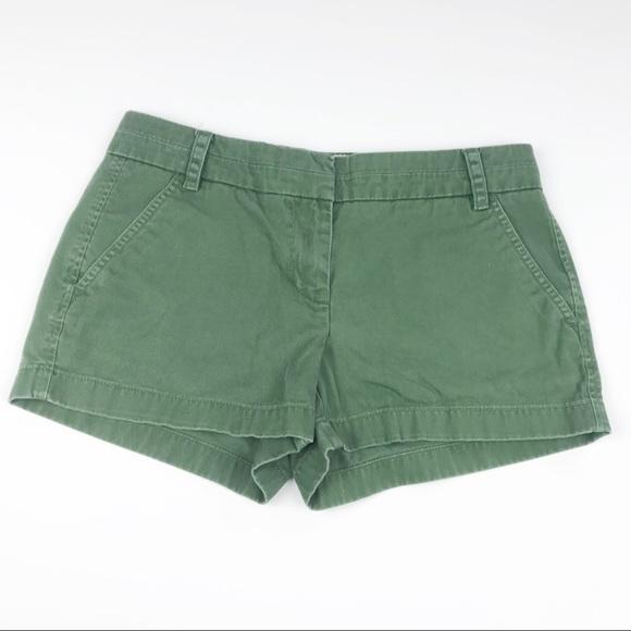 J. Crew Pants - 3/$25 J Crew Chino Shorts 100% Cotton Size 2